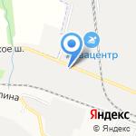 Мастер Кровли Пятигорск на карте Пятигорска (КМВ)
