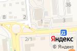 Схема проезда до компании Росгосстрах банк, ПАО в Лермонтове