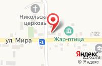 Схема проезда до компании Юнибрайт в Садовом