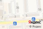 Схема проезда до компании Дашенька в Лермонтове