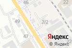 Схема проезда до компании СтавропольТопПром в Пятигорске