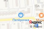 Схема проезда до компании Банкомат, Сбербанк, ПАО в Лермонтове