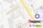 Схема проезда до компании ЮФО-ОПТТОРГ в Пятигорске