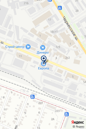 АПТЕКА АВ-ФАРМ на карте Пятигорска