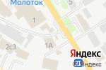 Схема проезда до компании Спец Карниз в Пятигорске