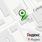 Местоположение компании Строительно-проектное управление