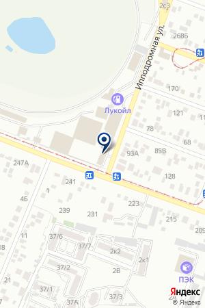 ГРУППА КОМПАНИЙ РЕТАЛ на карте Пятигорска