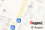 Схема проезда до компании Максим в Железноводске
