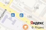 Схема проезда до компании Санги Стиль в Железноводске