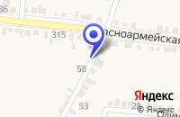 Схема проезда до компании ТФ ПИЩЕВИК АЛЕКСАНДРОВСКИЙ в Александровском