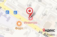 Схема проезда до компании Бизнес и Право в Железноводске