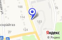 Схема проезда до компании РЕДАКЦИЯ ГАЗЕТЫ АЛЕКСАНДРОВСКАЯ ЖИЗНЬ в Александровском
