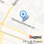ПРОДУКТ-СЕРВИС на карте Пятигорска (КМВ)