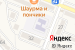 Схема проезда до компании Солнышко в Железноводске