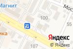 Схема проезда до компании Оценочная компания в Железноводске