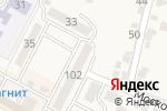 Схема проезда до компании Территориальный орган Федеральной службы государственной статистики по Ставропольскому краю в Железноводске