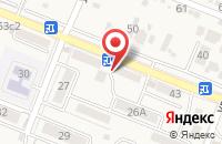 Схема проезда до компании МегаФон в Железноводске