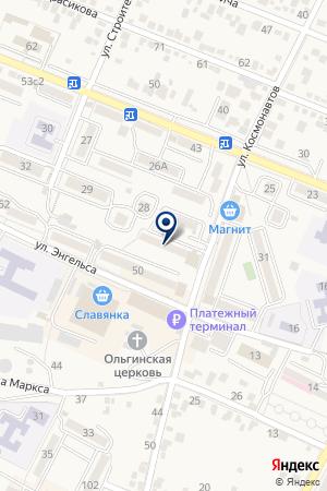 АПТЕКА ЖИЛФАРМА на карте Железноводска