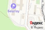 Схема проезда до компании Банкомат, Сбербанк, ПАО в Железноводске