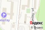 Схема проезда до компании Детский санаторий им. Н.К. Крупской в Железноводске