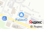 Схема проезда до компании Студия кухни в Пятигорске