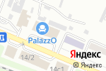 Схема проезда до компании КлиматТехСервис в Пятигорске
