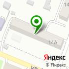 Местоположение компании КАВИНТЕХСТРОЙ