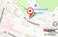 Схема проезда до компании Центр гигиены и эпидемиологии в Железноводске