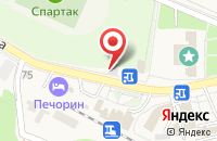 Схема проезда до компании Автовокзал в Железноводске
