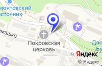Схема проезда до компании ЖЕЛЕЗНОВОДСКИЙ КРАЕВЕДЧЕСКИЙ МУЗЕЙ в Железноводске