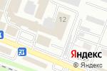 Схема проезда до компании Автотрейд Кавказ в Пятигорске