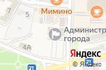 Схема проезда до компании Отдел по социальным вопросам, опеке и попечительству в Железноводске