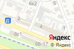 Схема проезда до компании IT-Service в Пятигорске
