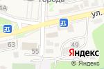 Схема проезда до компании Банкомат, Почта Банк, ПАО в Железноводске