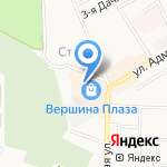 SUNLIGHT на карте Пятигорска (КМВ)