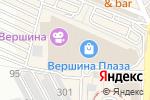 Схема проезда до компании Барбари в Пятигорске