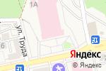 Схема проезда до компании Железноводская бальнеогрязелечебница в Железноводске