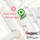 Местоположение компании Сократики