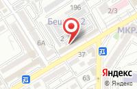 Схема проезда до компании ЛаМаджо & Гиро House в Пятигорске