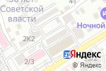 Схема проезда до компании Мастерская по изготовлению ключей в Пятигорске