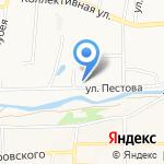 Адвокатский кабинет Непомнящего В.И. на карте Пятигорска (КМВ)