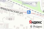 Схема проезда до компании Городская стоматологическая поликлиника в Пятигорске
