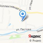 Альтернатива на карте Пятигорска (КМВ)