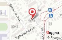 Схема проезда до компании Провинция-Пятигорск в Пятигорске
