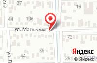 Схема проезда до компании Всероссийское добровольное пожарное общество в Пятигорске