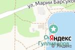 Схема проезда до компании Бакинский бульвар в Железноводске