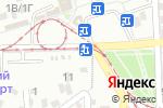 Схема проезда до компании Вест в Пятигорске