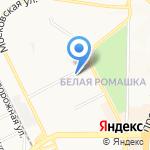Шашлык House на карте Пятигорска (КМВ)