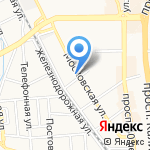 Бьюти на карте Пятигорска (КМВ)