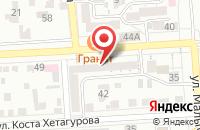 Схема проезда до компании Региональный центр печати в Пятигорске